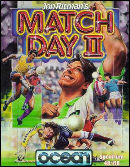 C64 Games - Match Day II