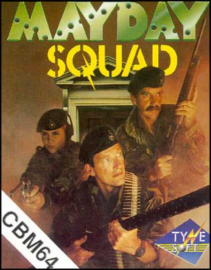 C64 Games - Mayday Squad!