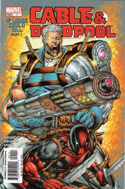 Cable & Deadpool 1 - Rob Liefeld