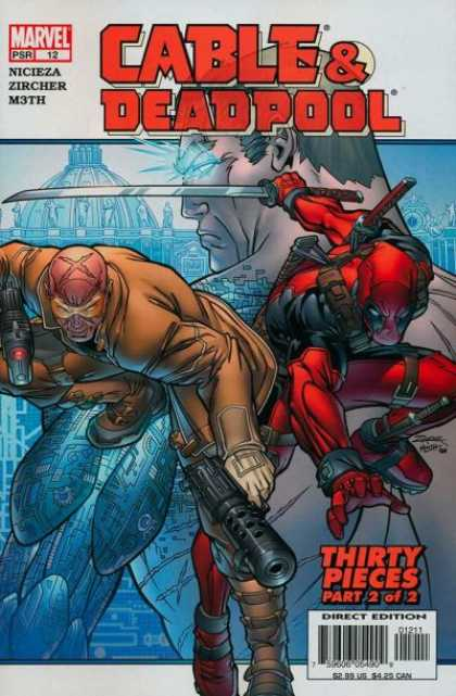 Cable & Deadpool 12