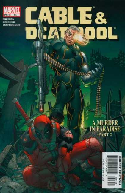 Cable & Deadpool 14
