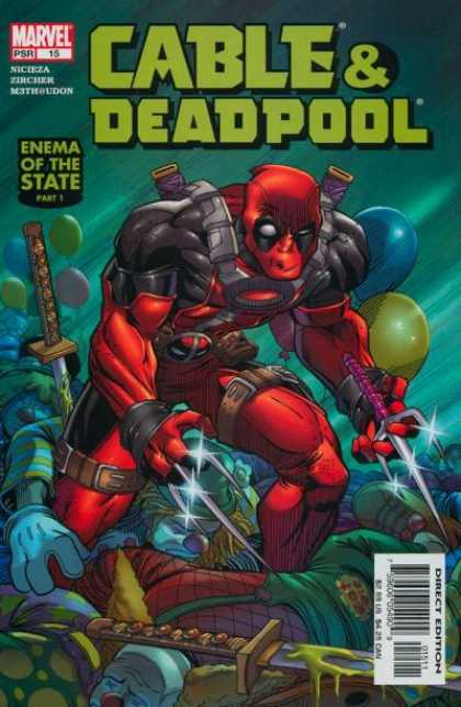 Cable & Deadpool 15
