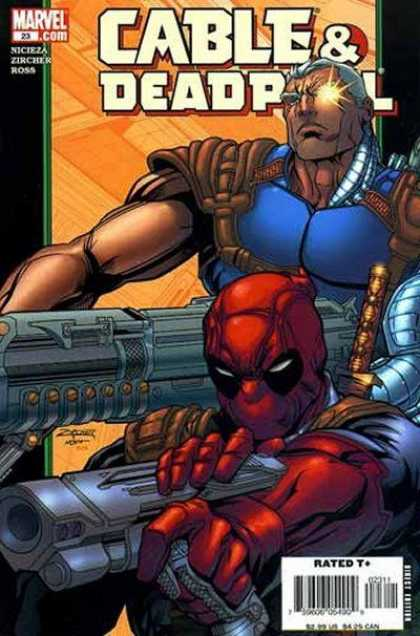 Cable & Deadpool 23 - Rob Schwager