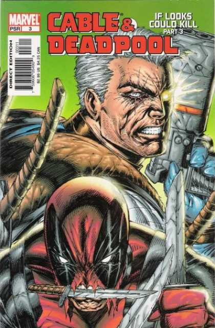 Cable & Deadpool 3 - Rob Liefeld
