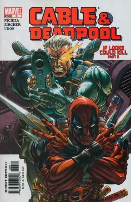 Cable & Deadpool 6