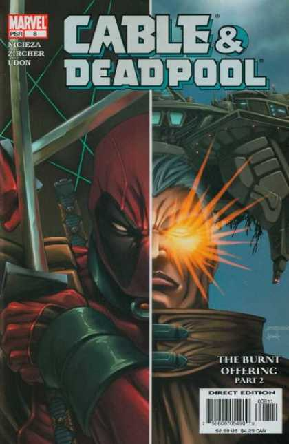 Cable & Deadpool 8
