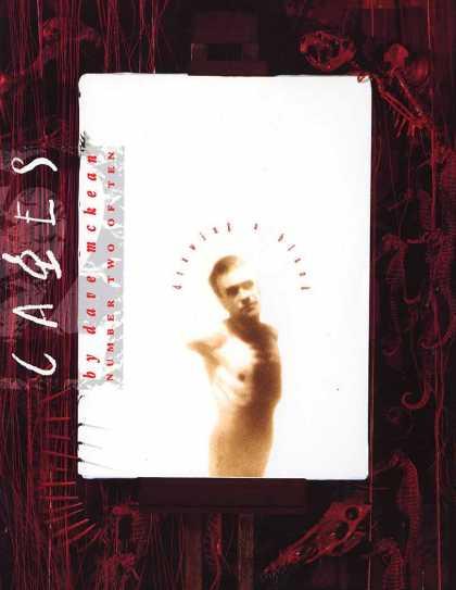 Cages 2 - Dave Mckean - Man