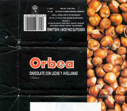 Candy Wrappers - Orbea