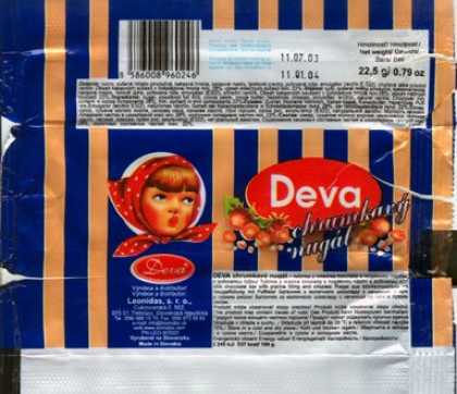Candy Wrappers - Deva