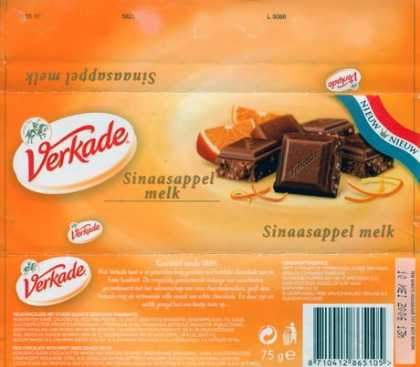Candy Wrappers - Verkade