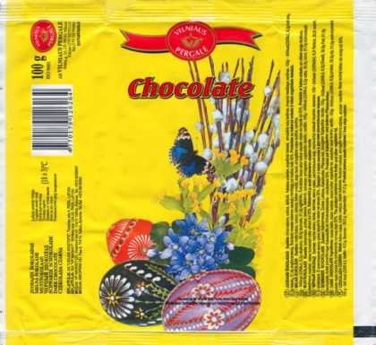 Candy Wrappers - Pergale