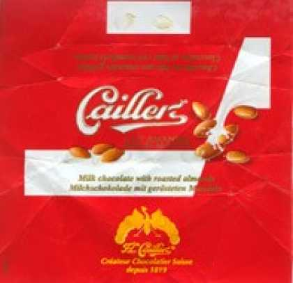 Candy Wrappers - Caillers
