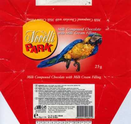 Candy Wrappers - Alfa Trading and Distributor