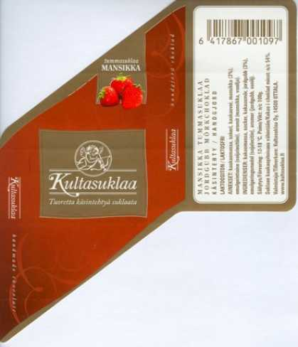 Candy Wrappers - Kultasuklaa