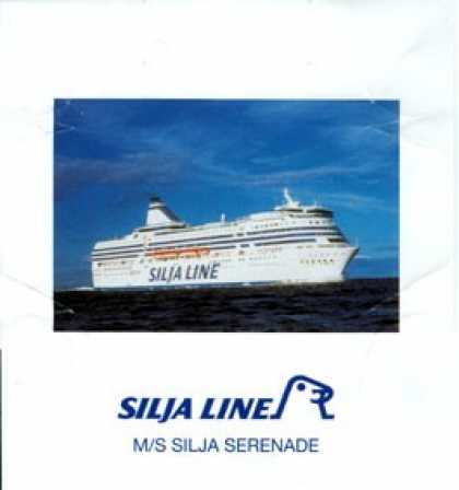 Candy Wrappers - Silja Line