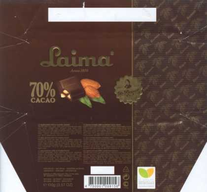 Candy Wrappers - Laima