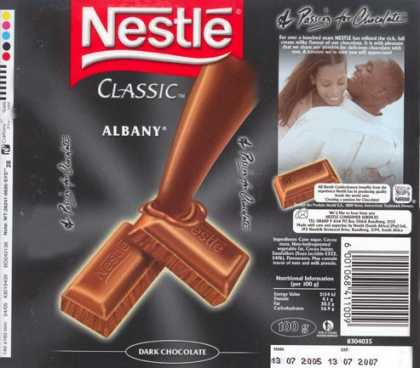 Candy Wrappers - Nestle South Africa