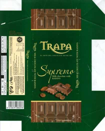 Candy Wrappers - Trapa