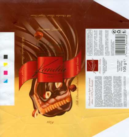 Candy Wrappers - S.C.Kandia-Excelent S.A