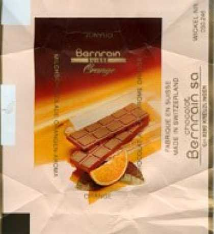 Candy Wrappers - Chocolat Bernrain AG