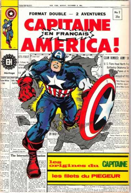 Capitaine America 2