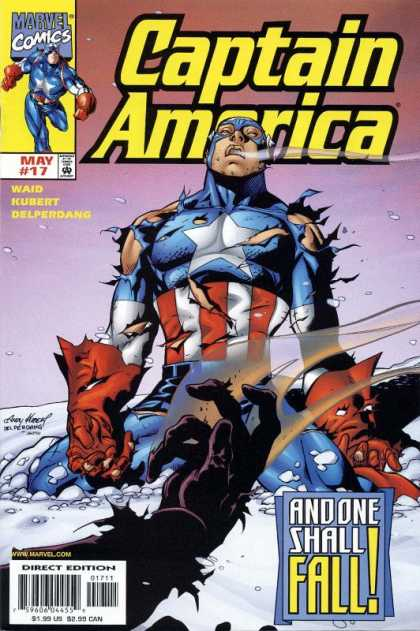 Captain America (1998) 17 - Andy Kubert