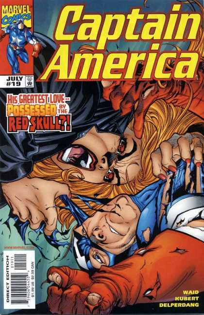 Captain America (1998) 19 - Andy Kubert