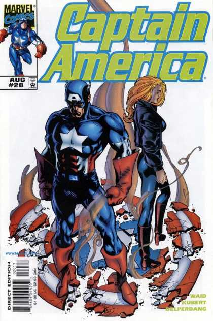 Captain America (1998) 20 - Andy Kubert
