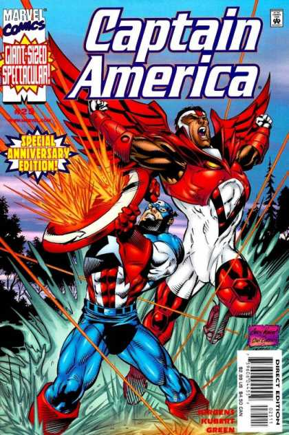 Captain America (1998) 25 - Andy Kubert