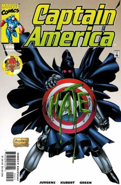 Captain America (1998) 26 - Andy Kubert