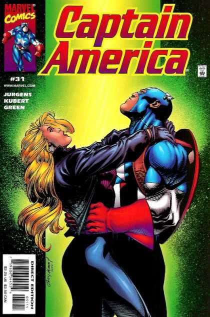 Captain America (1998) 31 - Andy Kubert
