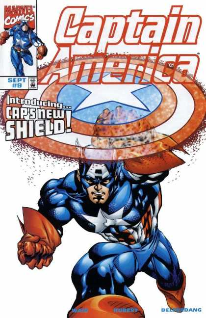 Captain America (1998) 9 - Andy Kubert
