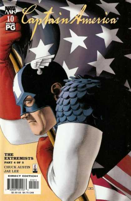 Captain America (2002) 10 - John Cassaday