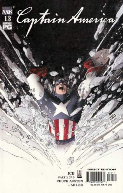 Captain America (2002) 13 - John Cassaday