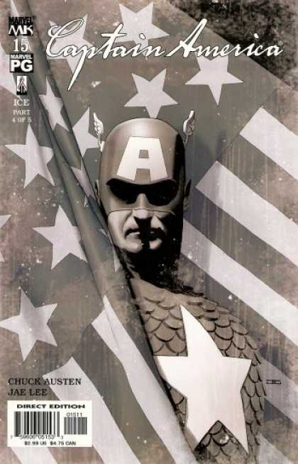 Captain America (2002) 15 - John Cassaday