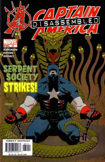 Captain America (2002) 31 - Serpent - Society - Strikes - Bound Man - Eaton