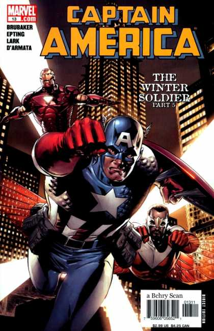 Captain America (2004) 13 - The Winter Soldier Part5 - Brubaker - Epting - Lark - Darmata