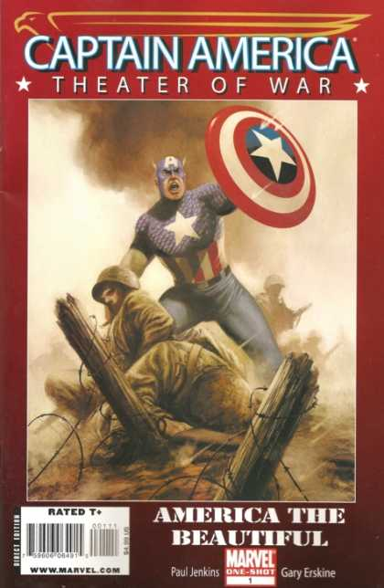 Captain America: Theater of War 1