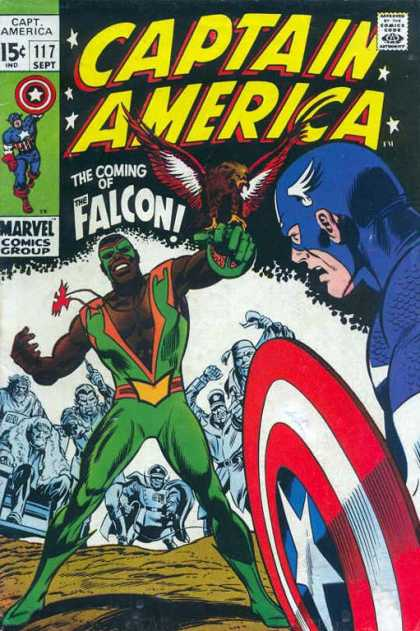 Captain America 117 - Gene Colan, Joe Sinnott