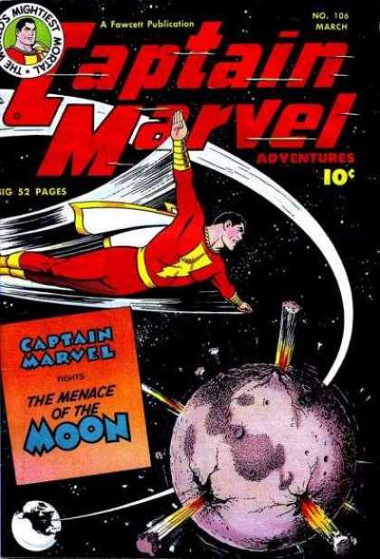 Captain Marvel Adventures 106 - Clarence Beck