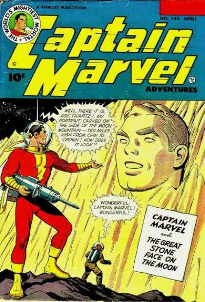 Captain Marvel Adventures 143 - Clarence Beck