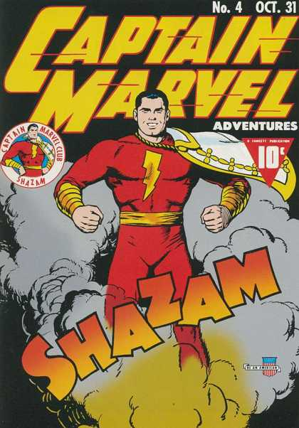 Captain Marvel Adventures 4 - Clarence Beck
