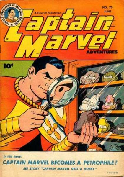 Captain Marvel Adventures 73 - Clarence Beck