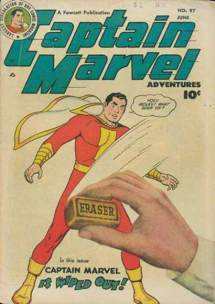 Captain Marvel Adventures 97 - Clarence Beck