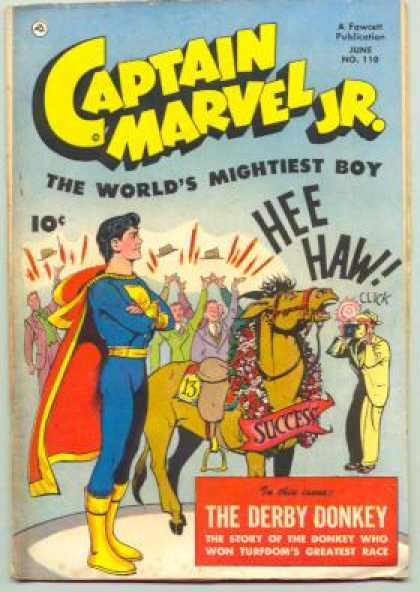 Captain Marvel Jr. 110