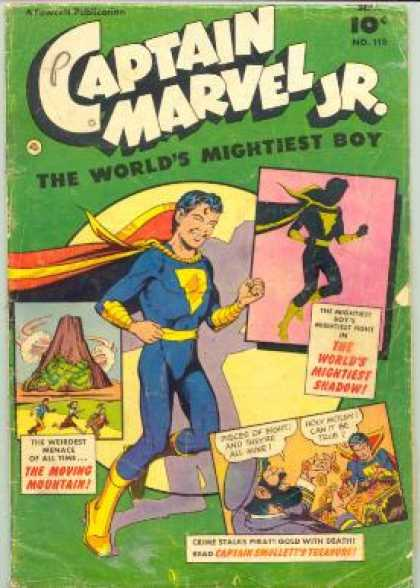 Captain Marvel Jr. 113
