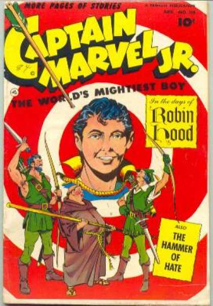 Captain Marvel Jr. 118