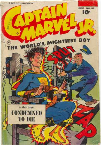 Captain Marvel Jr. 119