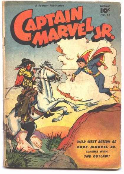 Captain Marvel Jr. 64