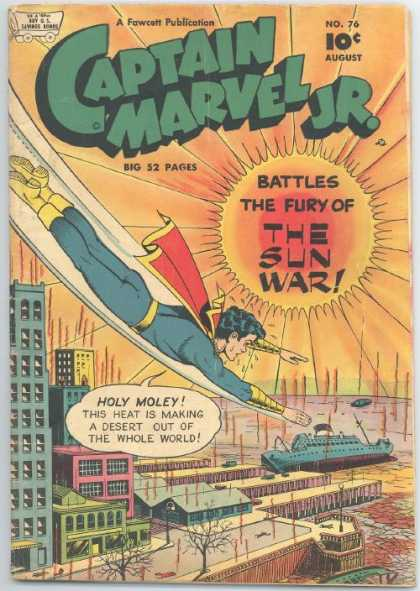 Captain Marvel Jr. 76